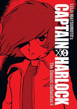 Captain Harlock: The Classic Collection Vol 3
