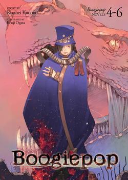 Boogiepop Light Novel Omnibus Vol 4-6