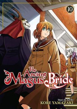 The Ancient Magus' Bride Vol 10