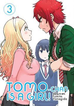 Tomo-chan is a Girl! Vol 3