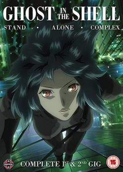 Ghost in the Shell Stand Alone Complex, 1st & 2nd Gig