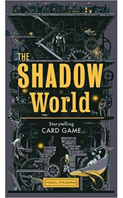 Storytelling Card Game: The Shadow World