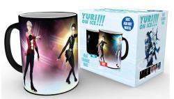 Yuri! ! ! on Ice Heat Change Mug Trio