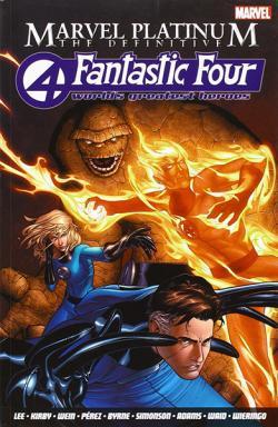 Marvel Platinum: The Definitive Fantastic Four