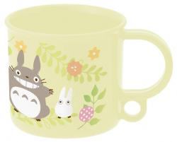 Totoro mug, light green