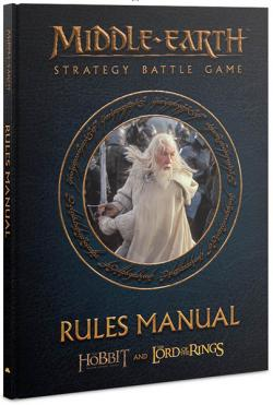 Middle-Earth Rules Manual - Lord of the Rings Strategy Battle Game