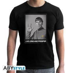 Star Trek Spock Live Long and Prosper