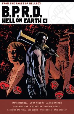 BPRD: Hell on Earth Vol 4