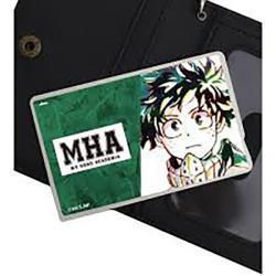 Midoriya Izuku Ani-Art Card Sticker