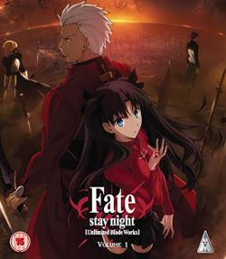 Fate/Stay Night: Unlimited Blade Works, Part 1