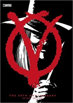 V For Vendetta 30th Anniversary Deluxe Edition