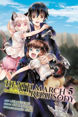 Death March to the Parallel World Rhapsody Vol 5