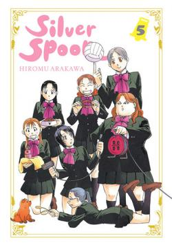 Silver Spoon Vol 5