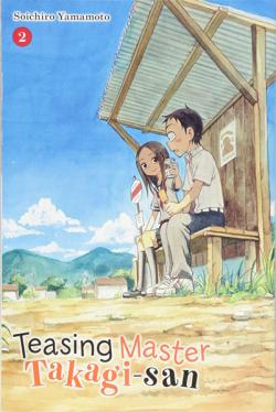 Teasing Master Takagi San Vol 2