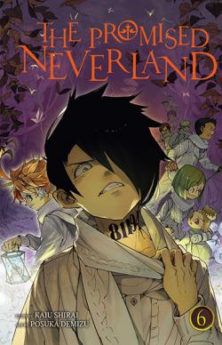 The Promised Neverland Vol 6