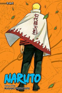Naruto 3-in-1 Vol 24