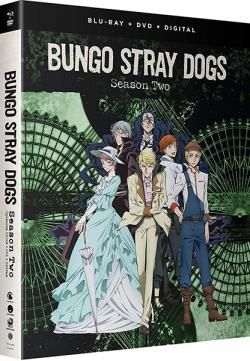 Bungo Stray Dogs Season 2