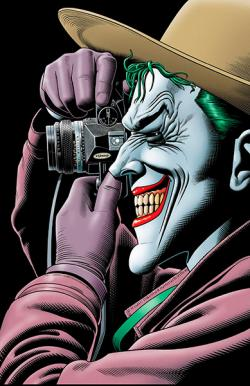 Absolute The Killing Joke 30th Anniversary Edition