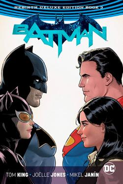 Batman Rebirth Deluxe Edition Book 3