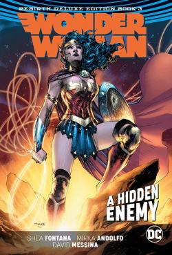 Wonder Woman Rebirth Deluxe Collection Book 3