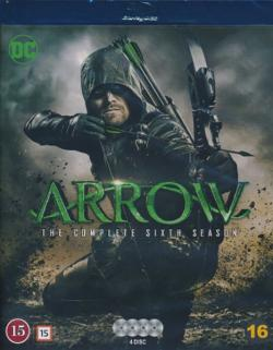 Arrow, The Complete Sixth Season