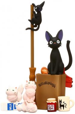 Kiki's Delivery Service Nosechara Figures NOS-28
