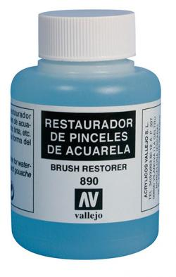Brush Restorer