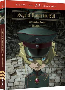 Saga of Tanya the Evil Complete Series
