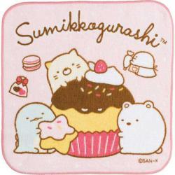 Sumikkogurashi Mini Towel: Baking