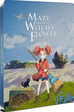 Mary and the Witch's Flower/Mary och häxans blomma (Steelbook)