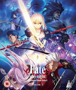 Fate/Stay Night: Unlimited Blade Works, Part 2