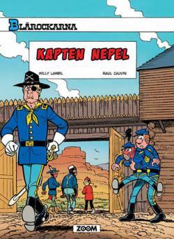 Blårockarna - Kapten Nepel