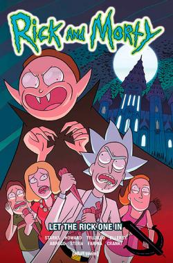 Rick and Morty Vol 8