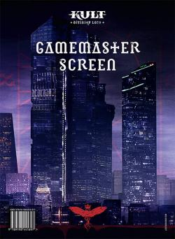 Gamemaster Screen