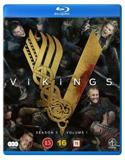 Vikings, säsong 5, volume 1