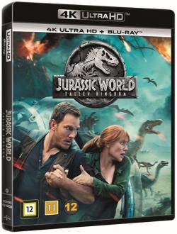 Jurassic World: Fallen Kingdom (4K Ultra HD+Blu-ray)