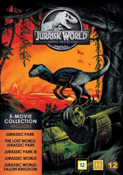 Jurassic Park 1-5