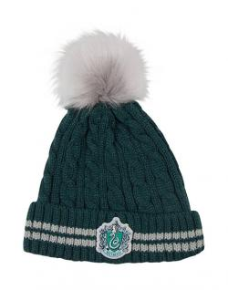 Harry Potter Beanie Pompom Slytherin