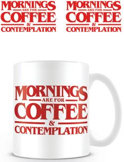 Mug Coffee and Contemplation