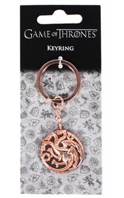Sculpted Keyring: Targaryen