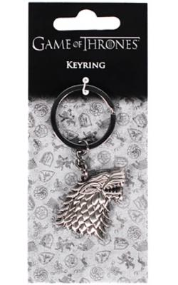 Sculpted Keyring: Stark
