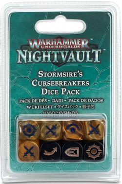 Stormsire's Cursebreakers Dice