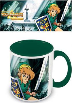 A Link to the Past Coloured Inner Mug The Lost Woods
