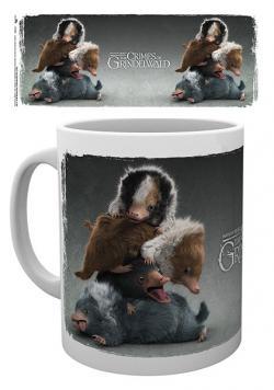 Fantastic Beasts 2 Mug Baby Nifflers