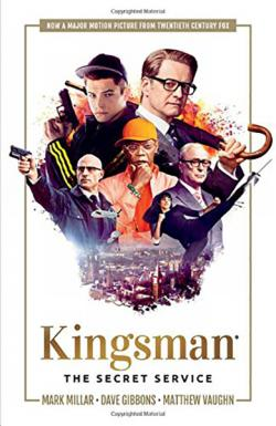 Kingsman Vol 1: The Secret Service