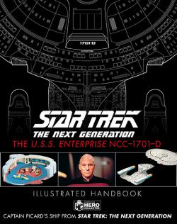 The U.S.S. Enterpriseprise NCC-1701-D Illustrated Handbook