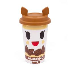 Travel Mug Almond Milk