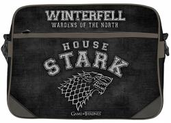 Game Of Thrones House Stark Messenger Vinyl Bag