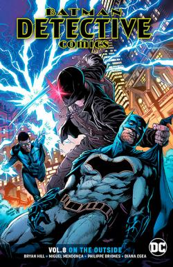 Batman Detective Comics Vol 8: On the Outside