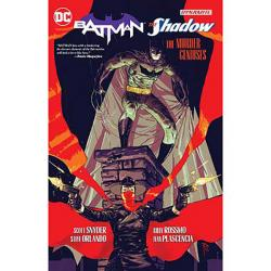 Batman/Shadow: The Murder Geniuses
